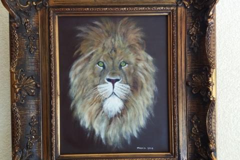 leeuw, verkocht